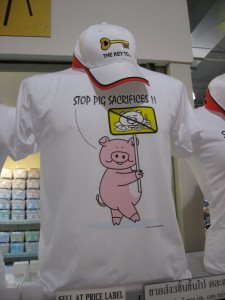 Stop Pig Sacrifices!!