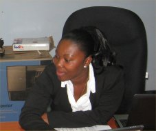 Stella Acquah,  Ghana