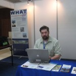 Randy at the Asian Pacific Foresty Conference