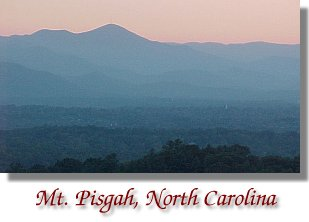 [ Photo of Mt. Pisgah, North Carolina ]